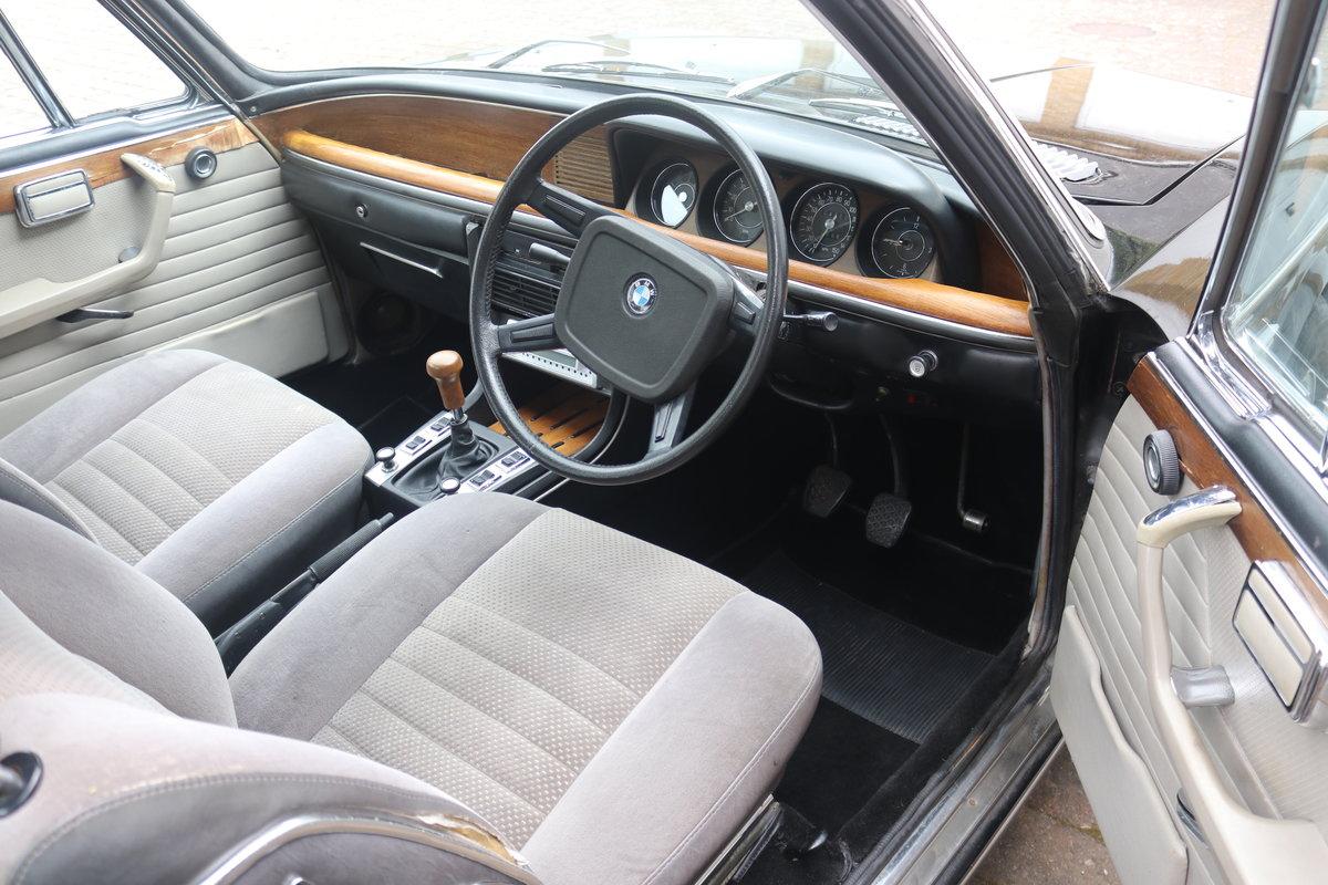 1975 BMW 3.0 CSI E9.  For Sale (picture 6 of 6)