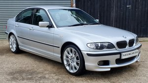 2005 Immaculte E46 325 M Sport Manual - 76,000 - Full BMW history