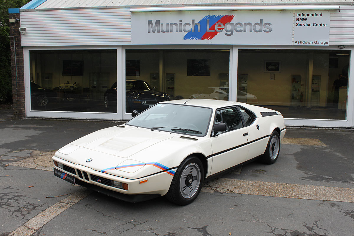 BMW M1 For Sale >> 1979 Bmw M1 For Sale Car And Classic