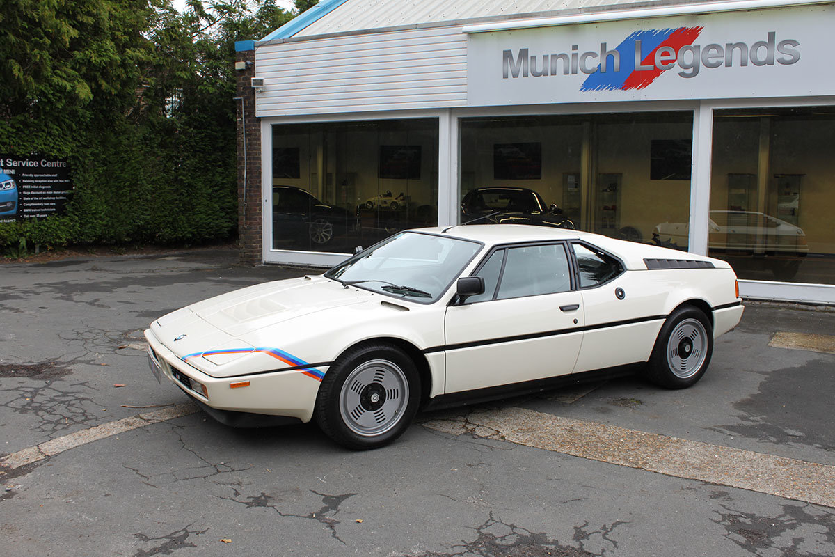 1979 BMW M1 For Sale (picture 2 of 6)
