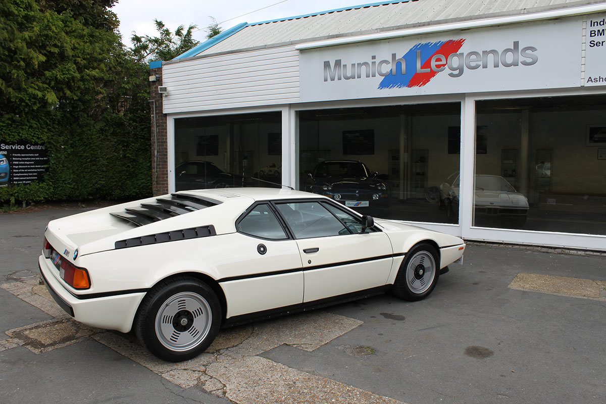 1979 BMW M1 For Sale (picture 3 of 6)