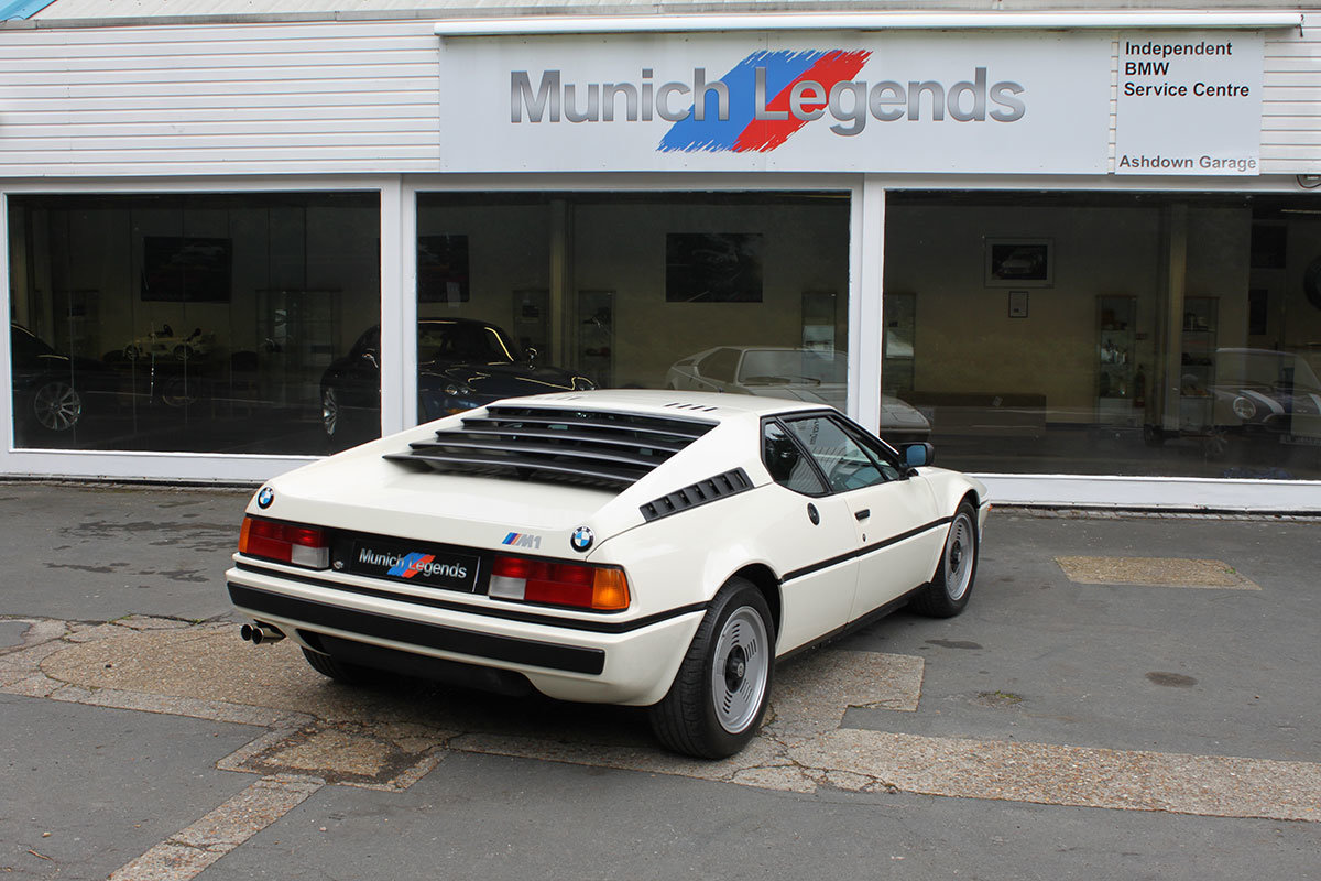 1979 BMW M1 For Sale (picture 4 of 6)