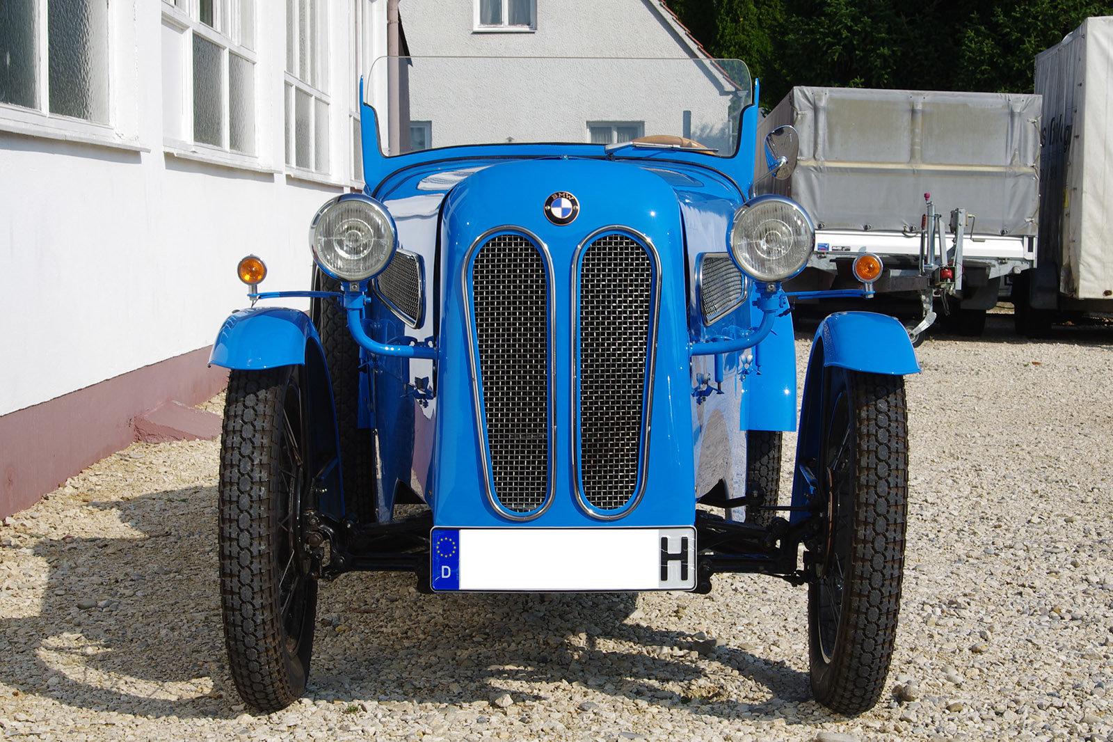 1929 BMW DIXI DA1 * Ihle-Roadster * restored * rare For Sale (picture 1 of 6)