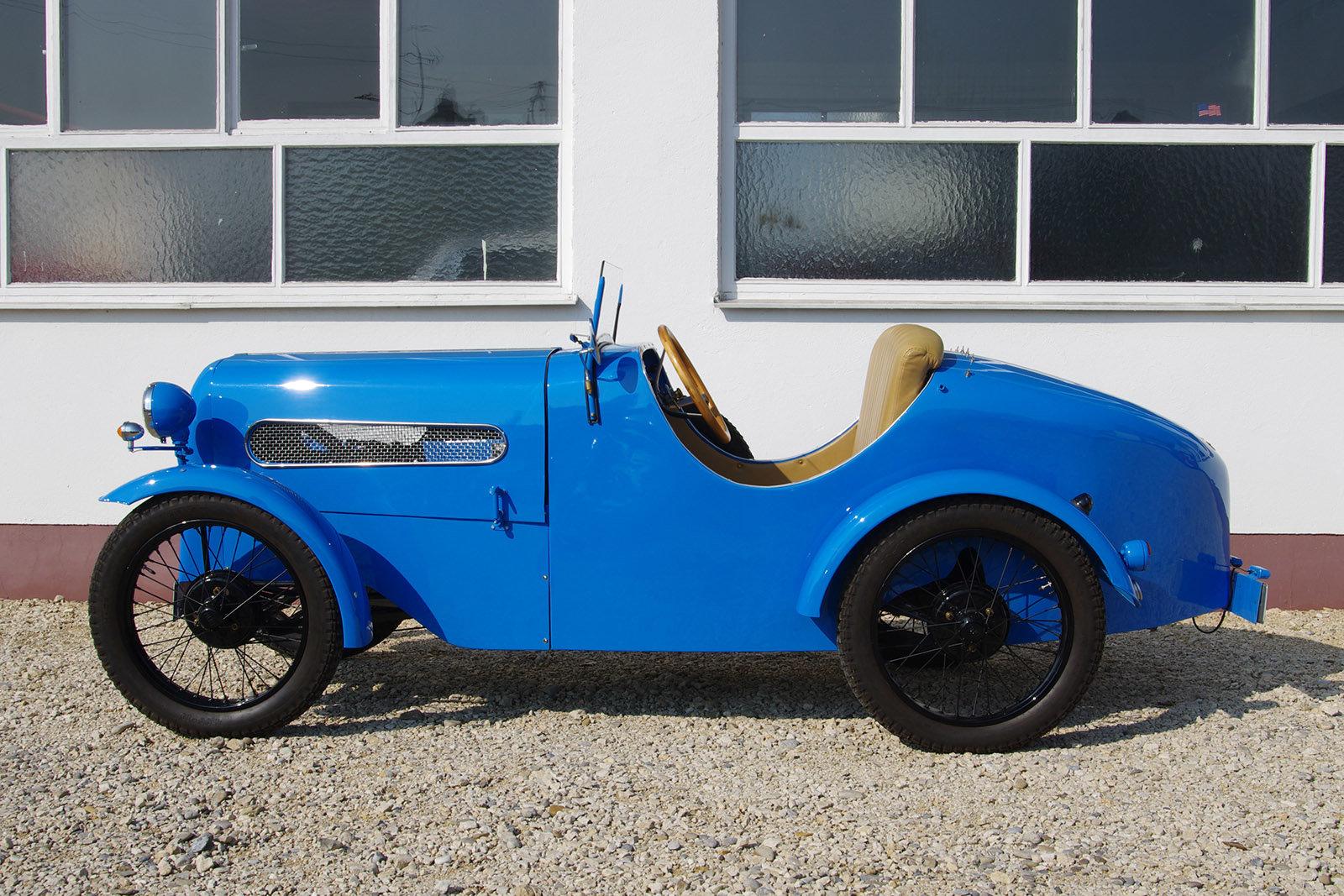 1929 BMW DIXI DA1 * Ihle-Roadster * restored * rare For Sale (picture 2 of 6)