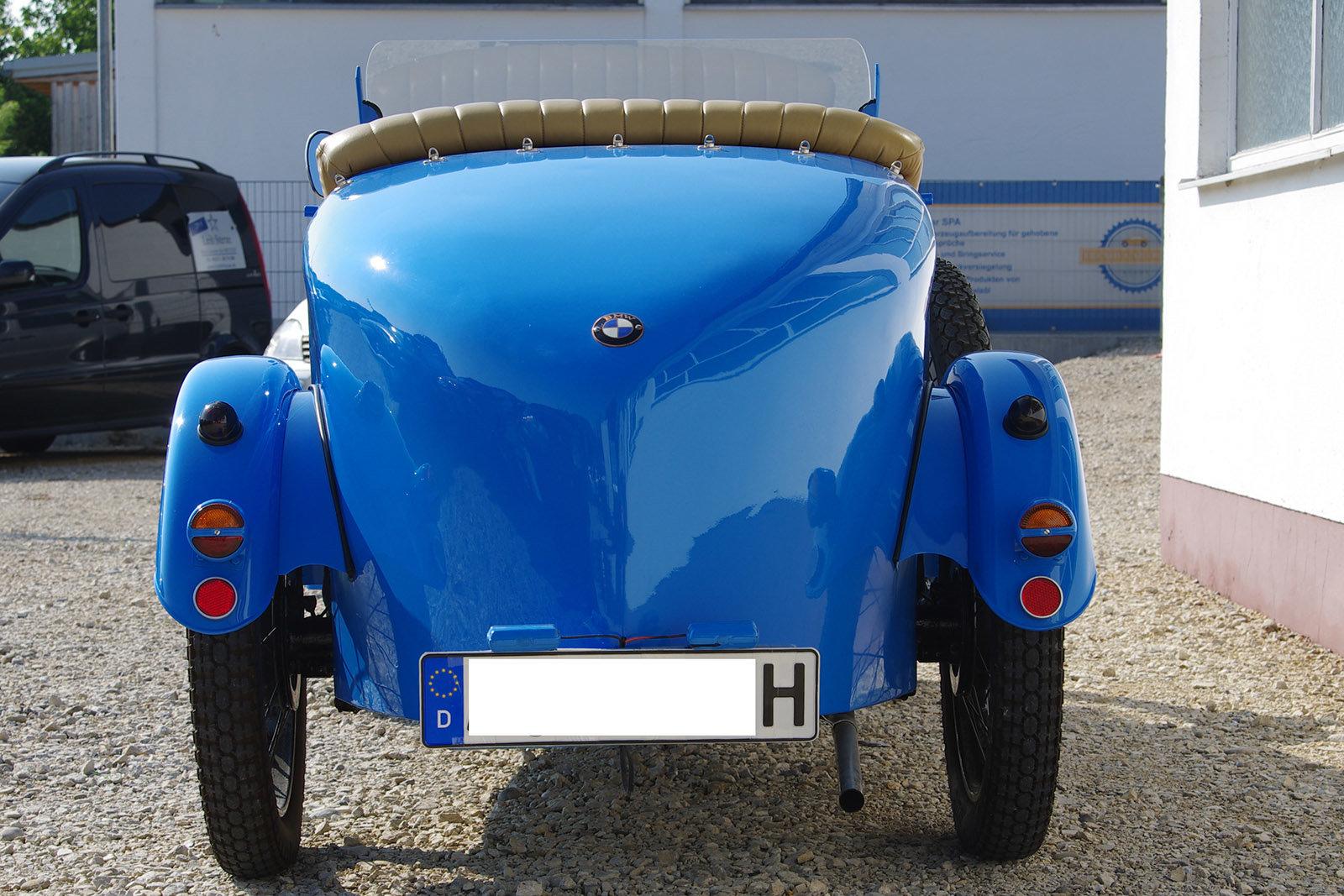 1929 BMW DIXI DA1 * Ihle-Roadster * restored * rare For Sale (picture 3 of 6)