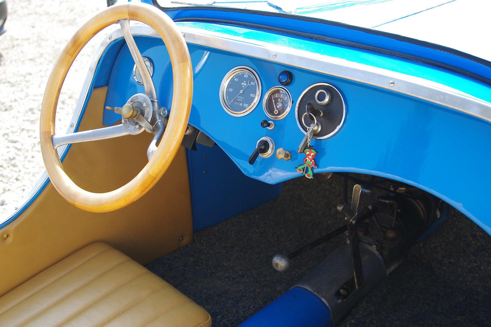 1929 BMW DIXI DA1 * Ihle-Roadster * restored * rare For Sale (picture 5 of 6)