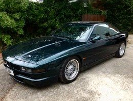 1994 BMW 850 CSi Manual 60,000 miles only - Stunning