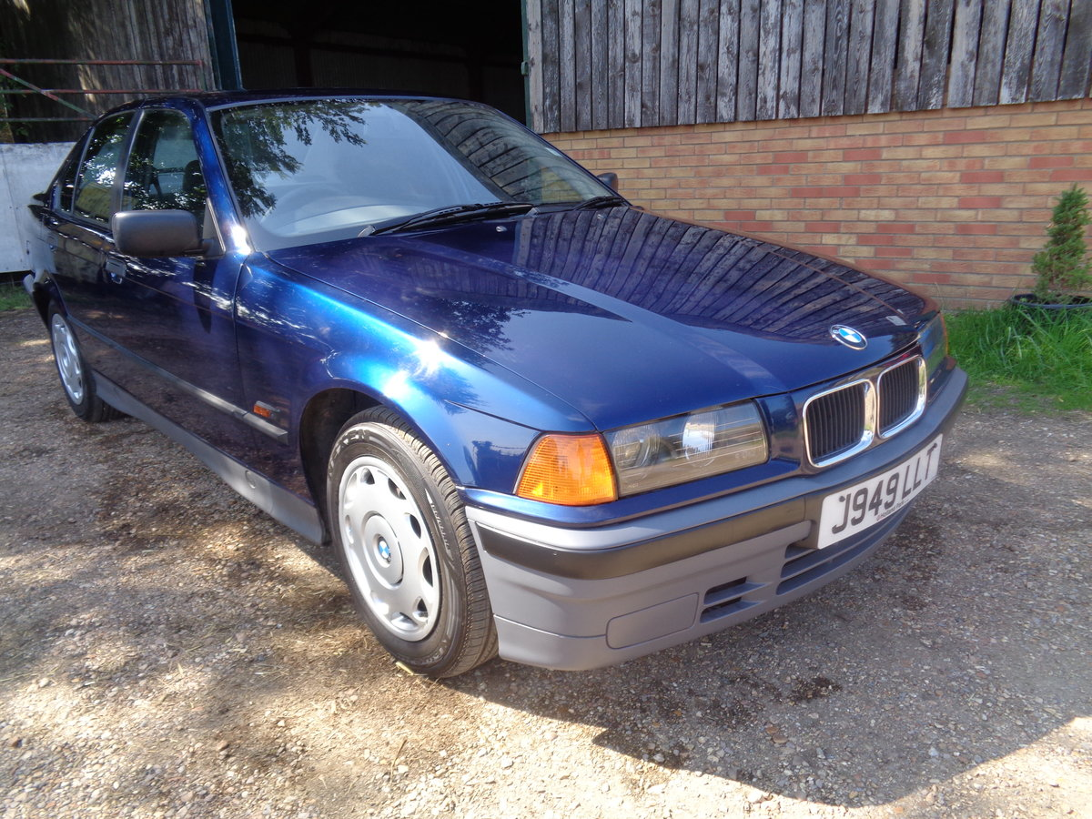 1991 Bmw 316 automatic - 46,000 mls !! For Sale (picture 1 of 6)