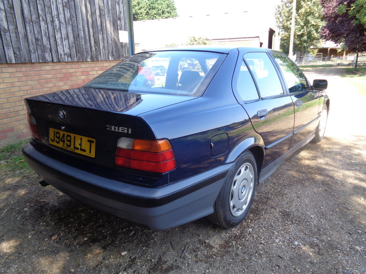 1991 Bmw 316 automatic - 46,000 mls !! For Sale (picture 3 of 6)