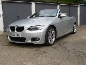 2007 BMW 320i M Sport Auto Convertible For Sale