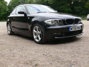 2008 BMW 125i SE Auto Coupe