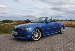 2004 BMW 330CI Sport Convertible Individual  For Sale by Auction