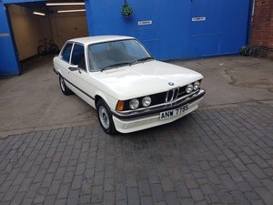 1978 BMW 323i E21 Mega Rare and Restored
