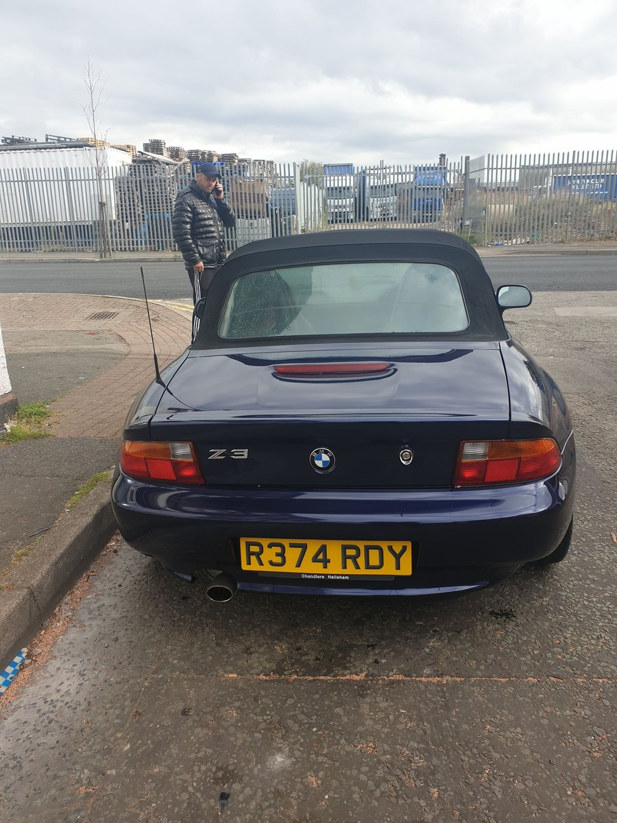 1998 BMW Z3  For Sale (picture 2 of 6)