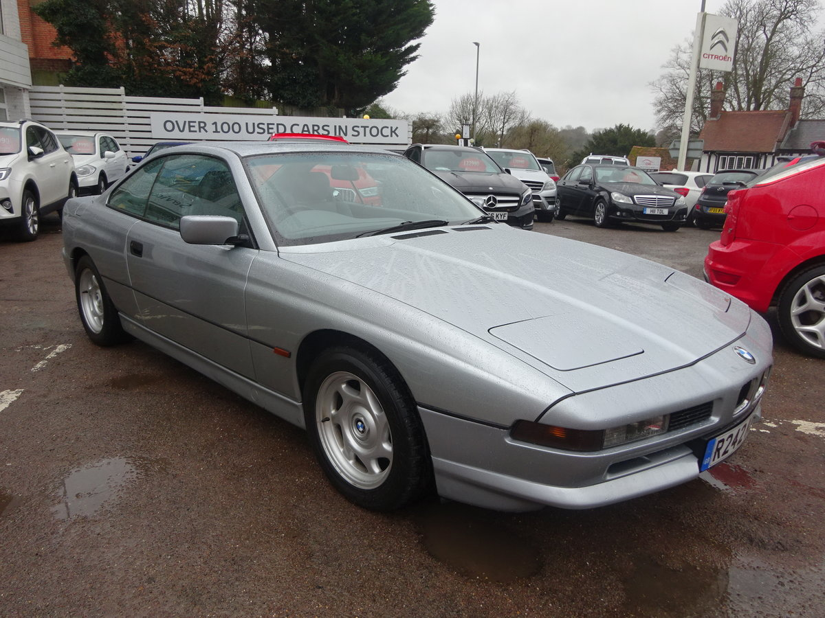 1997 BMW 840CI  4.4 V8 Auto Coupe For Sale (picture 1 of 6)