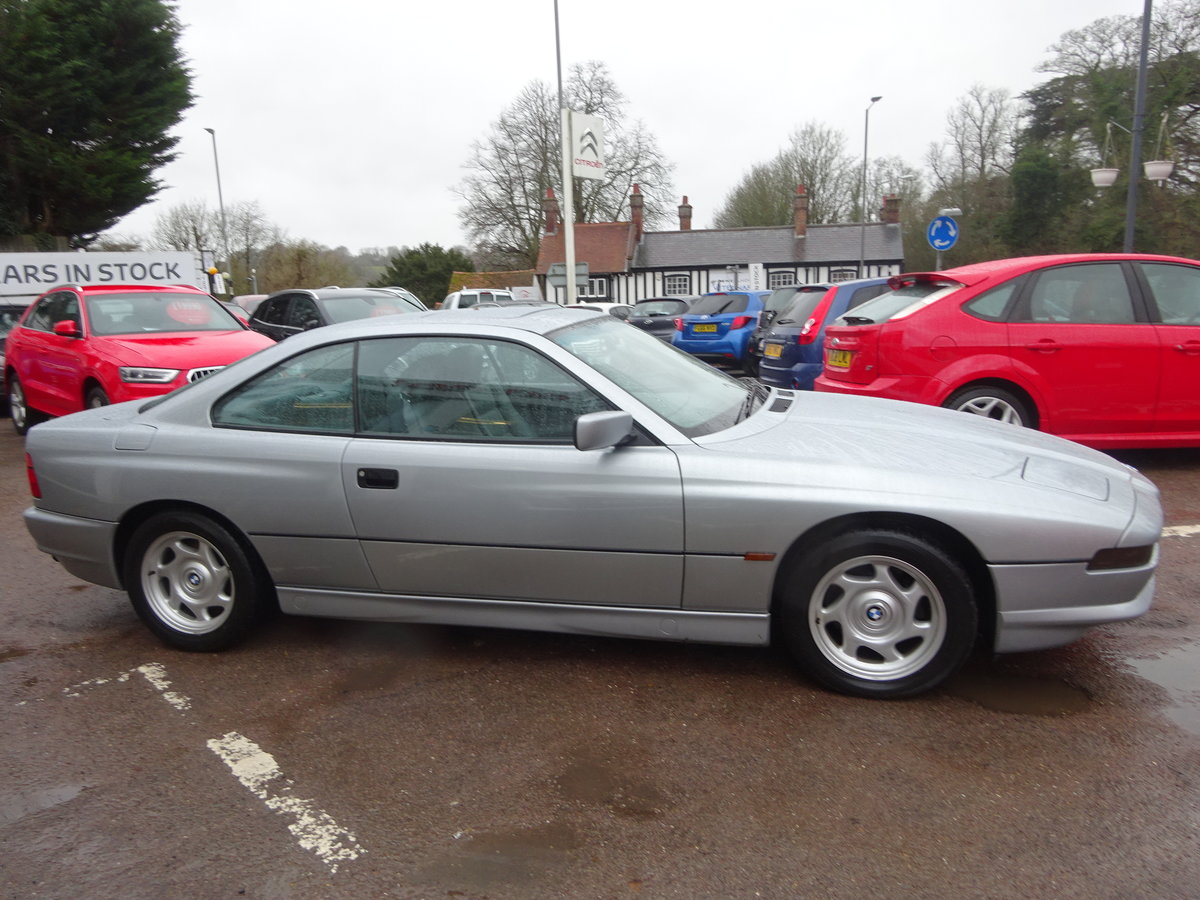 1997 BMW 840CI  4.4 V8 Auto Coupe For Sale (picture 2 of 6)