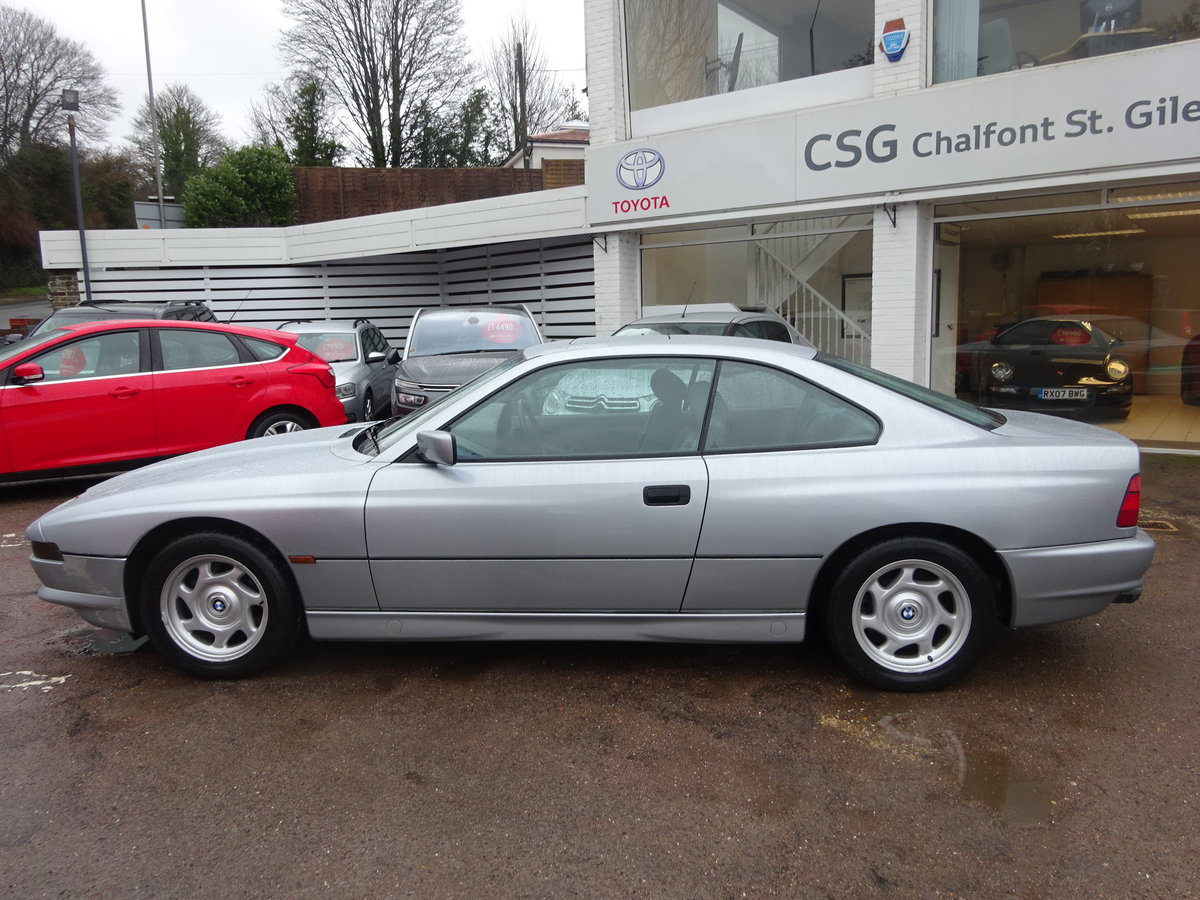1997 BMW 840CI  4.4 V8 Auto Coupe For Sale (picture 4 of 6)