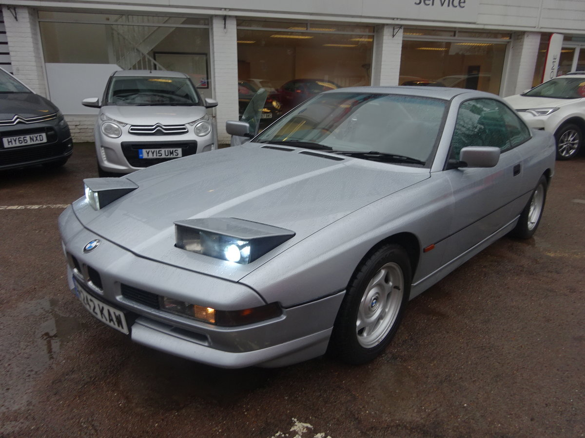 1997 BMW 840CI  4.4 V8 Auto Coupe For Sale (picture 6 of 6)