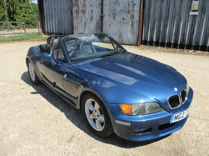 2001 BMW Z3 2.2 Roadster Automatic. For Sale