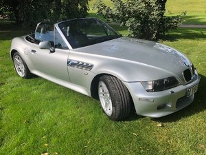 2001 BMW Z3 Roadster AC Schnitzer 3.0  For Sale by Auction