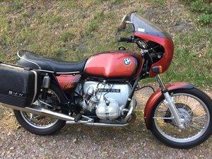 1976 Bmw R75/6