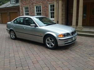 1999 BMW 328I (E46) just11,000 miles!! LOT:743 Est £5-7000