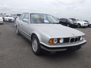 1991 BMW 520 SE Saloon Automatic 26000 miles