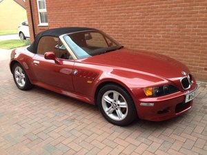 2000 BMW Z3 2.0 CONVERTIBLE Low Mileage Est£5-7000