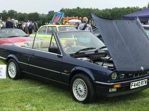 1989 BMW E30 320i Cabriolet For Sale