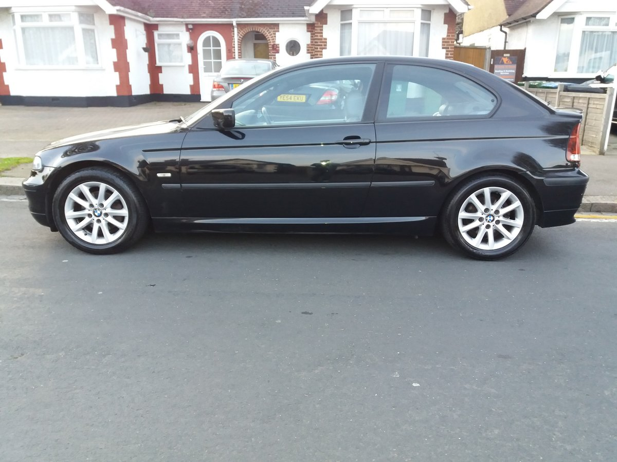 2004 BMW 316TI One lady Owner SOLD (picture 2 of 6)