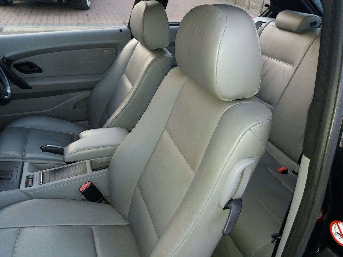 2004 BMW 316TI One lady Owner SOLD (picture 6 of 6)
