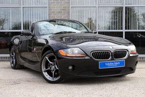 2005 05 BMW Z4 2.2I SE