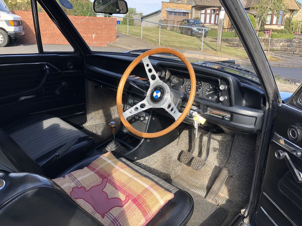 1972 BMW 2002 Touring  For Sale (picture 4 of 6)