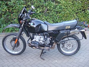 1992 BMW R100GS For Sale