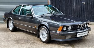 1988 Stunning BMW E24 6 Series 635 CSI Highline - Only 96,000