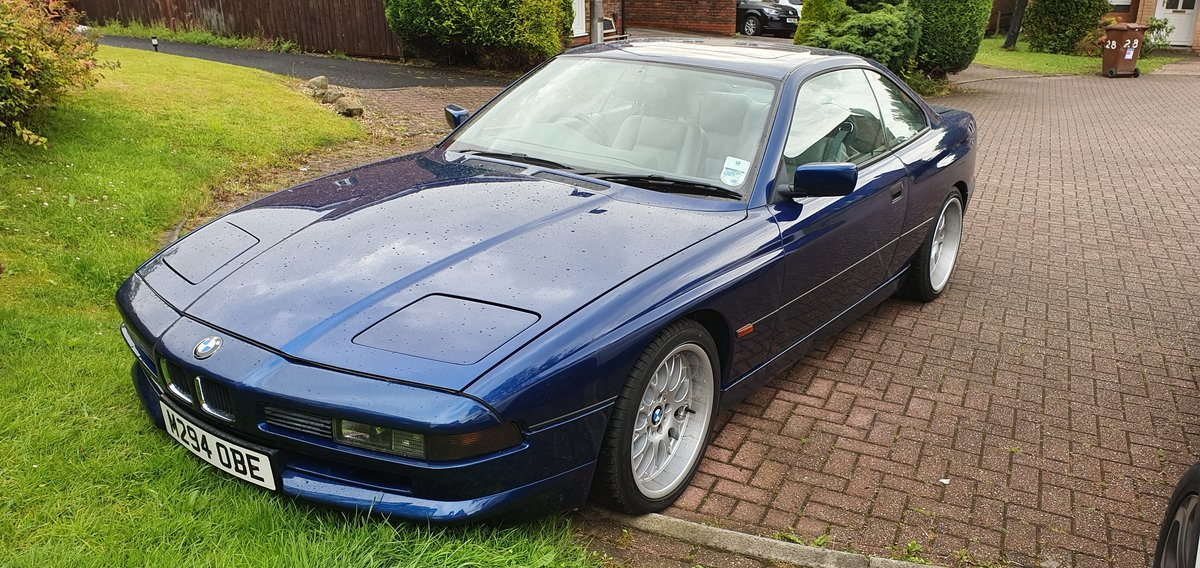 1995 Bmw 840ci individual For Sale (picture 1 of 6)