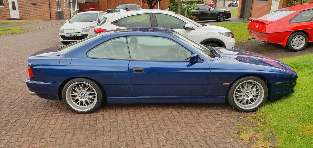 1995 Bmw 840ci individual For Sale (picture 2 of 6)