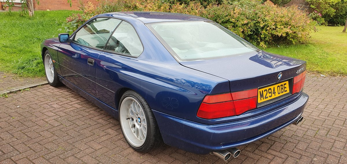 1995 Bmw 840ci individual For Sale (picture 3 of 6)
