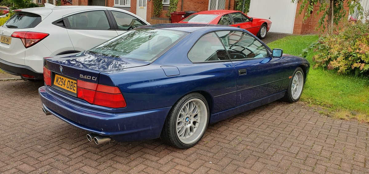 1995 Bmw 840ci individual For Sale (picture 4 of 6)