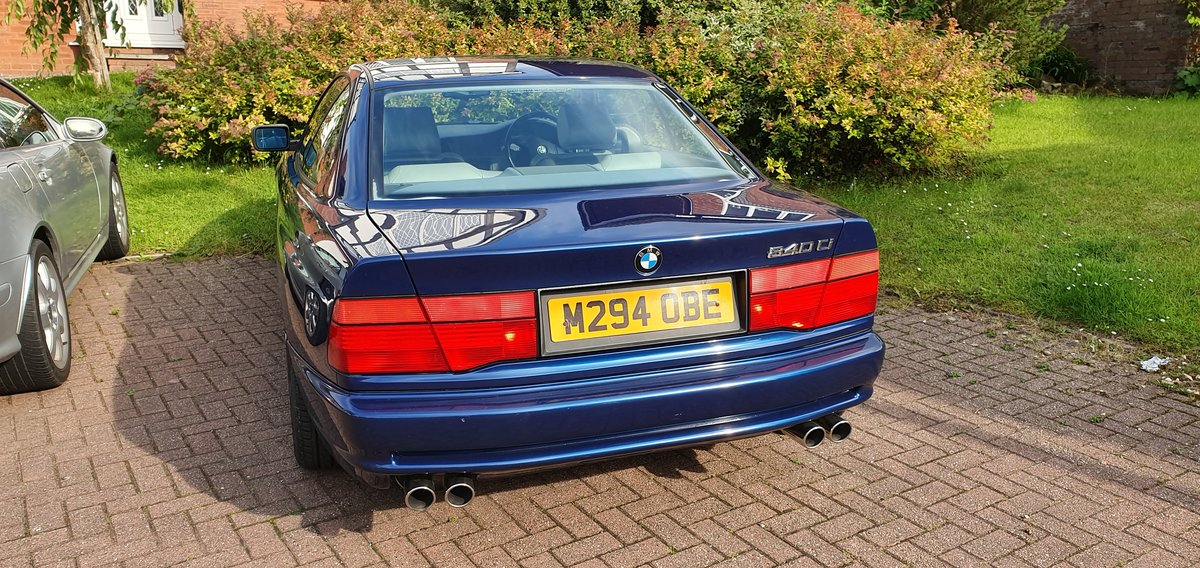 1995 Bmw 840ci individual For Sale (picture 5 of 6)