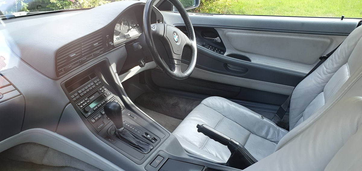 1995 Bmw 840ci individual For Sale (picture 6 of 6)