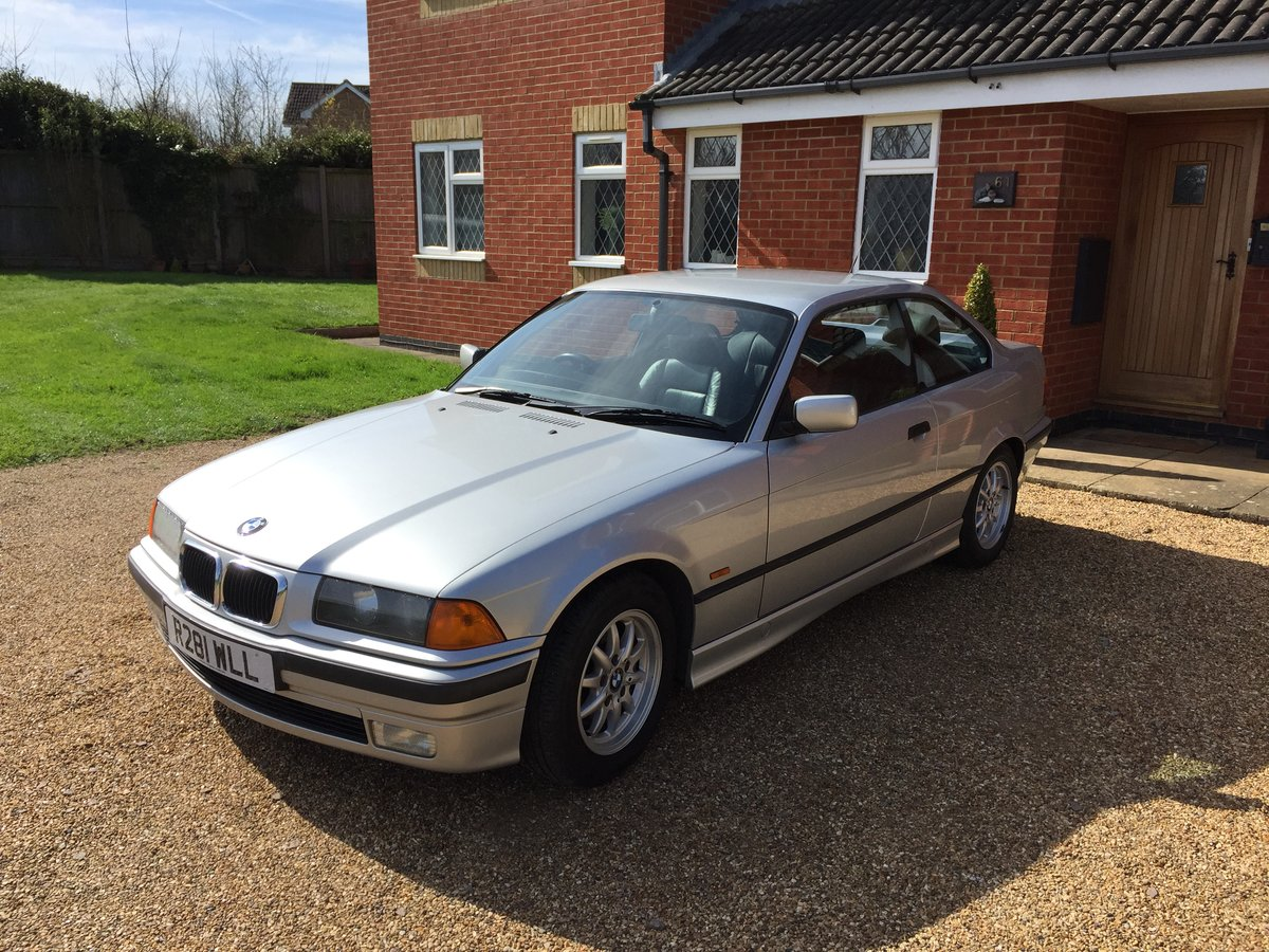 1998 BMW 3 Series Superb car, runs perfectly. For Sale (picture 1 of 6)