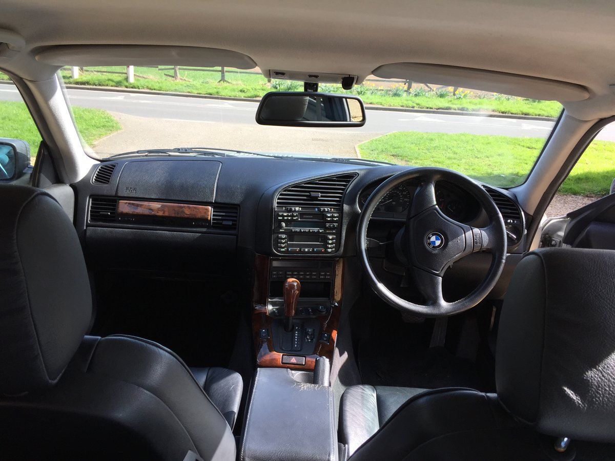 1998 BMW 3 Series Superb car, runs perfectly. For Sale (picture 4 of 6)