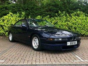 1993 BMW 850 ci  V12 Auto RARE  For Sale