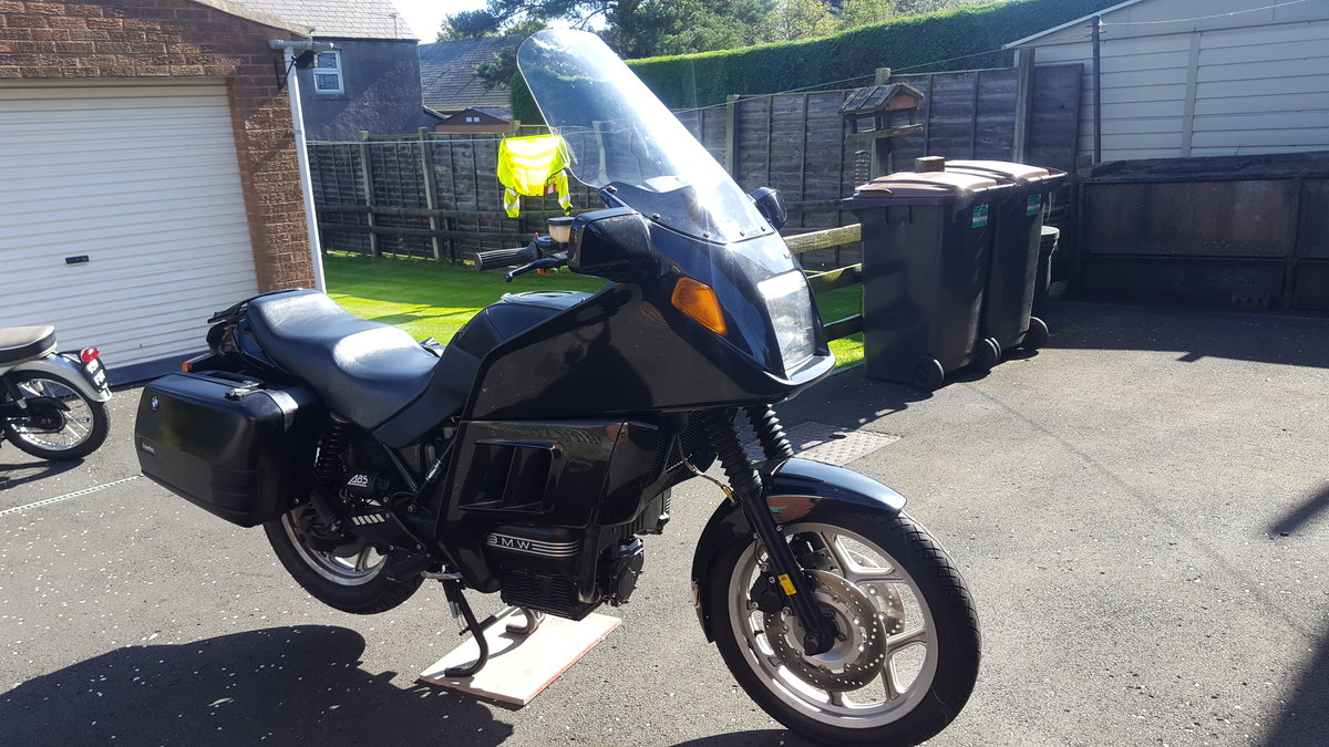 1993 BMW K75RT For Sale (picture 1 of 6)