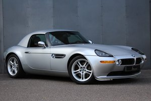 2000 BMW Z8 Roadster LHD