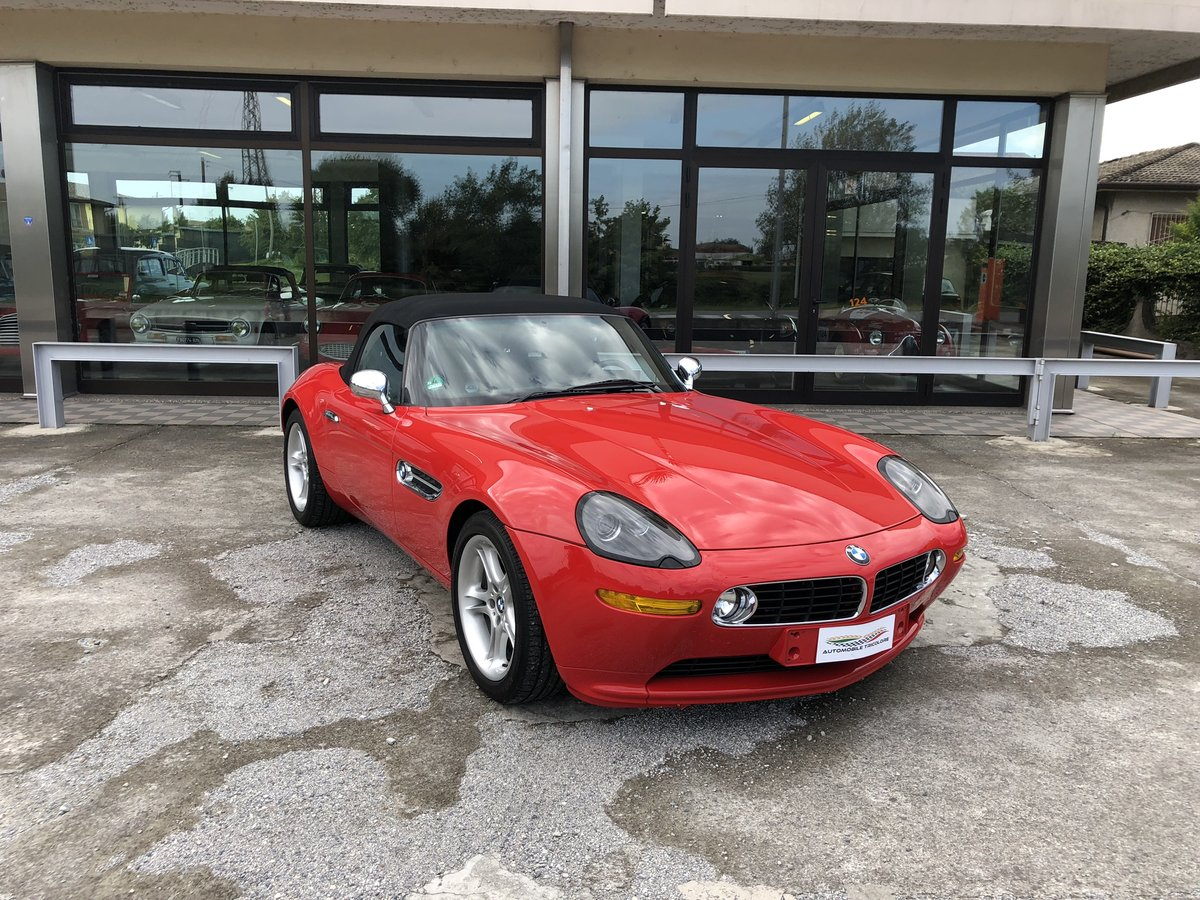 2001 Bmw z8 hard top - full service history For Sale (picture 1 of 6)