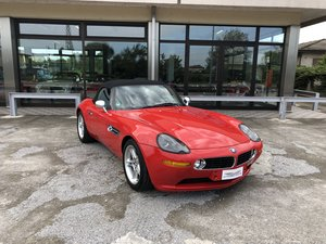 2001 Bmw z8 hard top - full service history