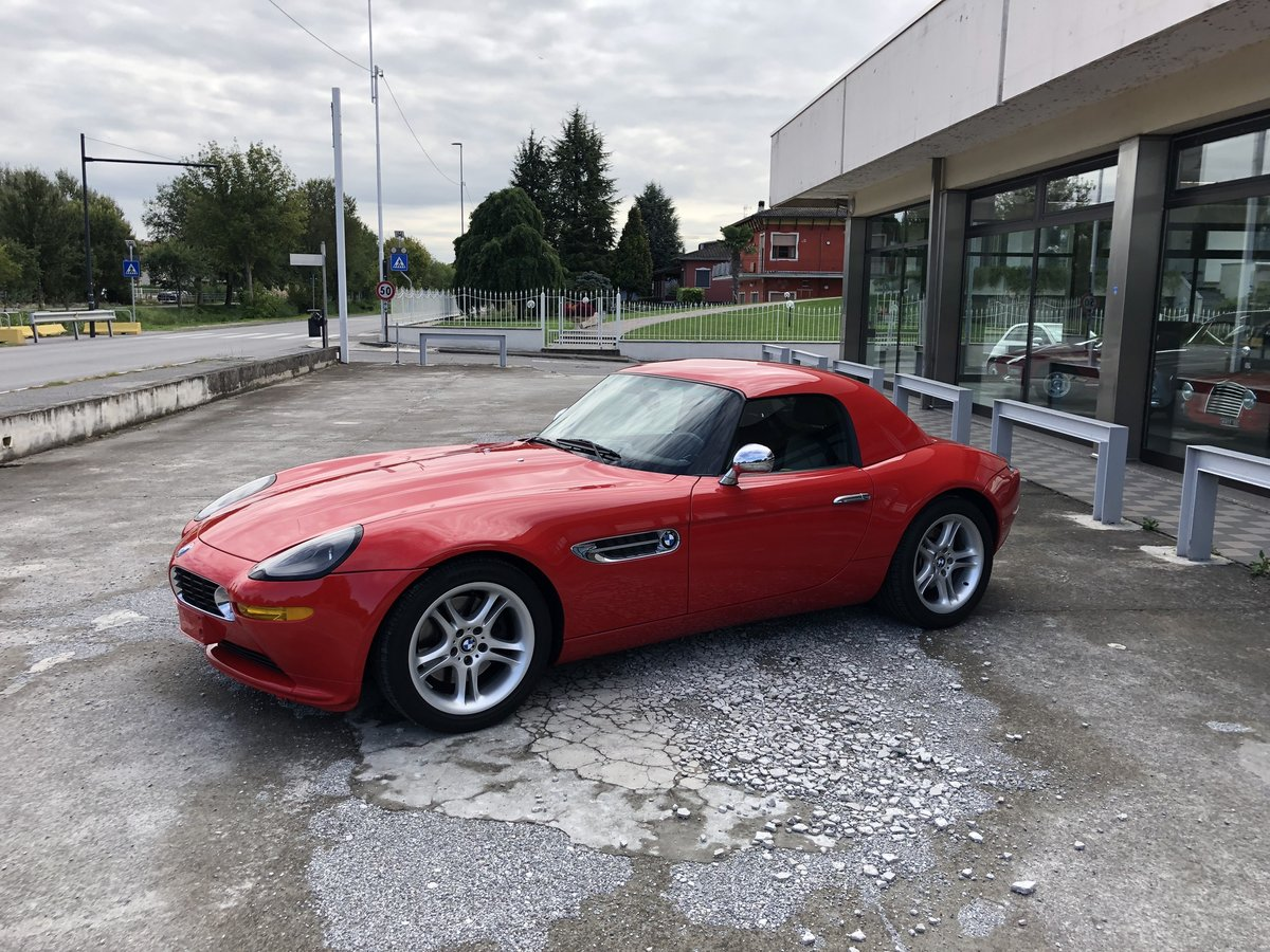2001 Bmw z8 hard top - full service history For Sale (picture 2 of 6)