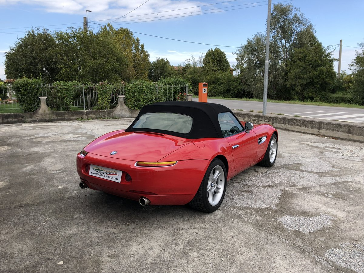2001 Bmw z8 hard top - full service history For Sale (picture 3 of 6)